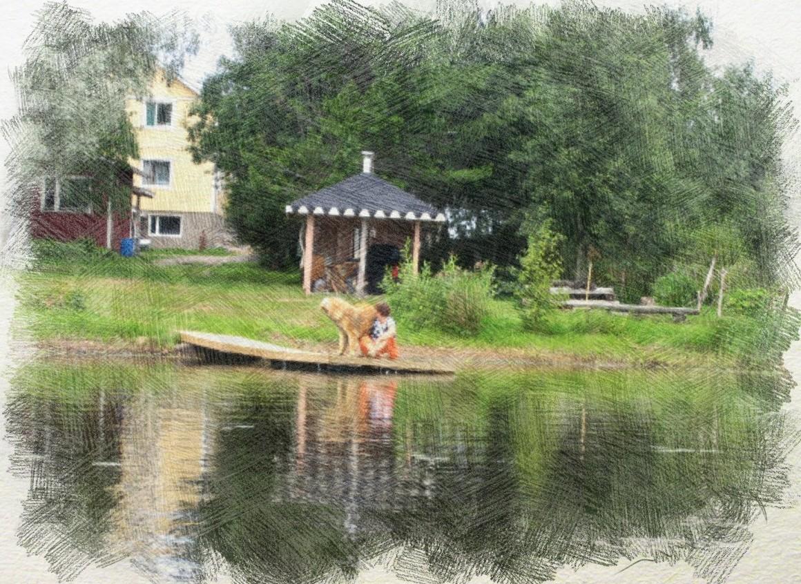 mökki vuokralle vuodeksi Rauma